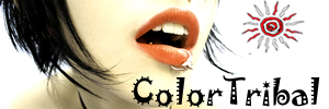 Bisutera ColorTribal, piercings